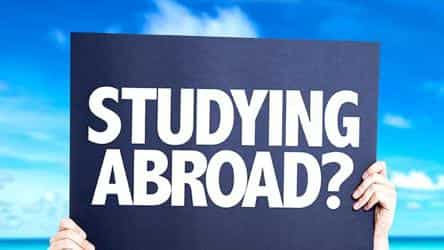 exam for abroad education