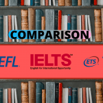 TOEIC, IELTS and TOEFL what are the differences?